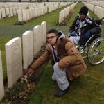 Visit to WW1 Battlefields, France